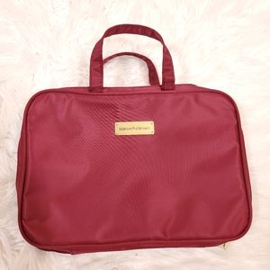 NWOT SAMANTHA BROWN ACCESSORY TRAVEL BAG, COSMETIC